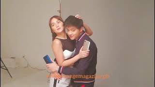 Kathryn Bernardo x Daniel Padilla - Vivo Philippines Photoshoot (Behind-The-Scene)