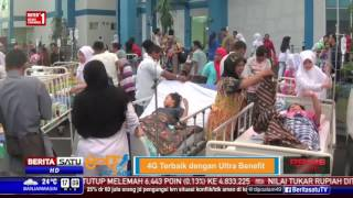 Diguncang Gempa 65 SR Pasien Rumah Sakit Berhamburan