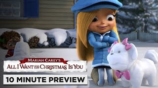 Mariah Carey's All I Want for Christmas Is You - 10 Minute Preview