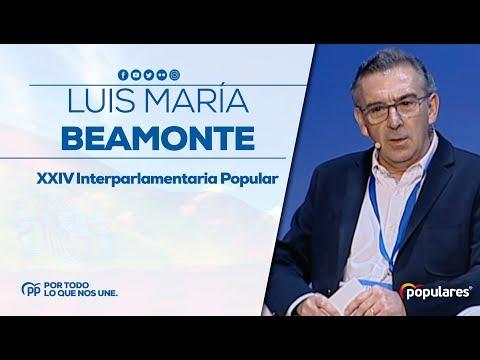 """Beamonte: """"La parálisis de Lambán y sus socios nos hacen perder oportunidades"""""""