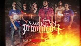 A Wake In Providence - Psycho Ft. Davis Rider From Immoralist (Lyric Video)