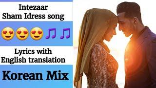 INTEZAAR (Music Video song lyrics with English   - YouTube