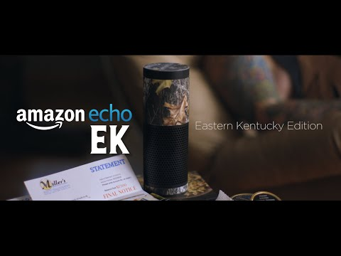 Eastern Kentucky Amazon echo