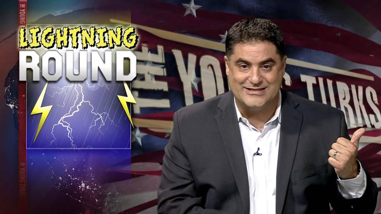 Cenk's Lightning Round - Bin Laden, Bankers, N Korea, & Obama thumbnail