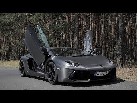 Lamborghini Aventador - Drive & Sound | Cinematic