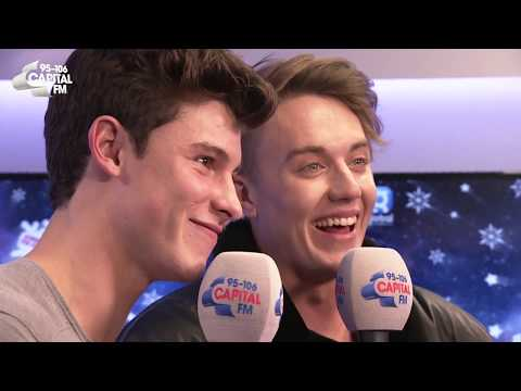 Shawn Mendes and Roman Sing 'Silent Night'