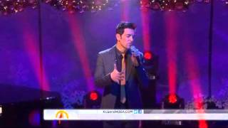 "Chris Mann - Need You Now (live on ""Today"")"