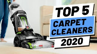 Top 5 BEST Carpet Cleaner of [2020]