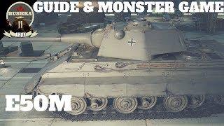 E50M Guide & Review World of Tanks Blitz