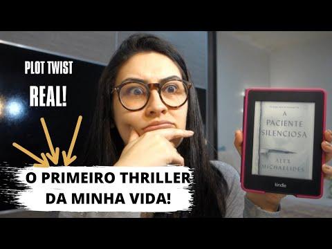 A paciente silenciosa de Alex Michaelides l Camila Vieira