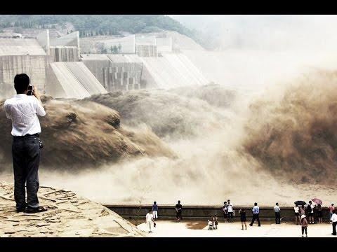 Хуанхэ — вторая по величине река Китая T