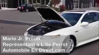 preview picture of video 'Acura TL 2008 usagé à vendre à Montréal - L'Ile Perrot'
