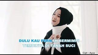 Allahumma Labbaik - Karaoke (Nisa Sabyan) Audio HD