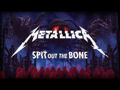 Êëèï Metallica — Spit Out the Bone