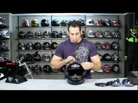 HJC IS-16 Helmet Review at RevZilla.com