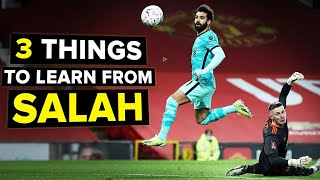 3 things EVERY winger needs to learn from Salah