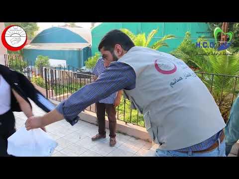 مشروع إفطار صائم لأسر المرضى والعاملين في المجال الطبي بتبرع من جمعية صندوق إعانة المرضى الكويتي