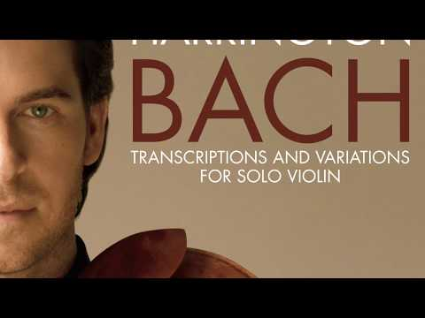 Bach: Chaconne