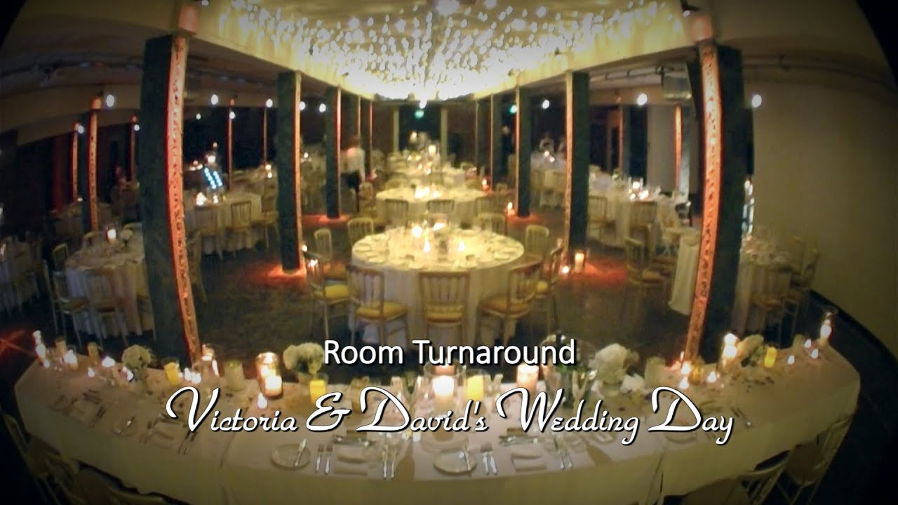 Victoria & David: Room Turnaraound