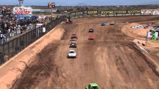 <b>Lucas Oil Off Road Racing</b> Series  JR2 Kart Round 1 Firebird
