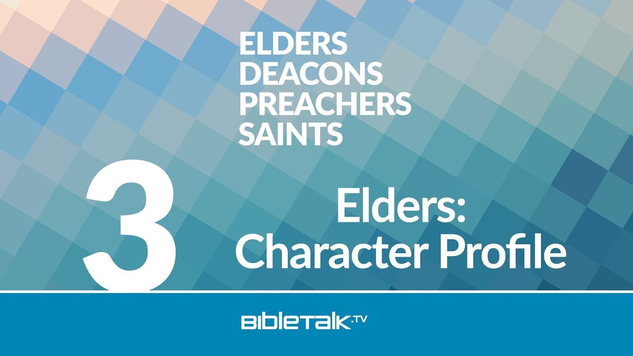 Elders: Character Profile