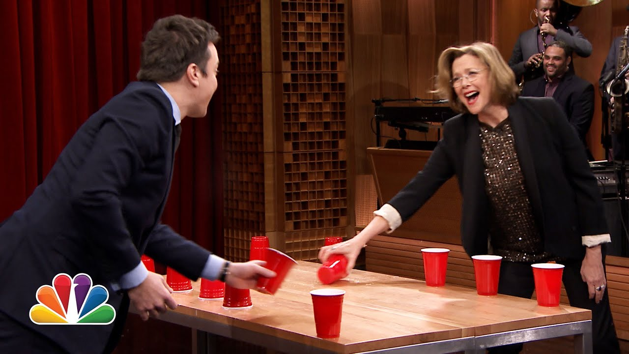 Flip Cup with Annette Bening thumbnail
