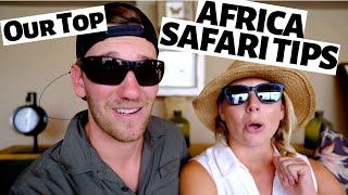 11 CRUCIAL AFRICAN SAFARI TIPS FOR FIRST TIMERS