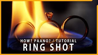 TUTORIAL #7 | WEDDING RING SHOTS, HOW?