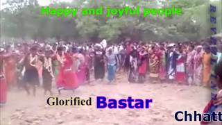 "Real Tribal  Dance - Happy And Joyful People -"" LORD AANGAA"""