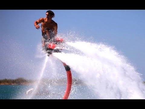 Flyboard – Coolest Water Jet Pack EVER!!!