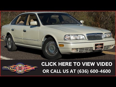 Video of '95 Q45 - MNZG