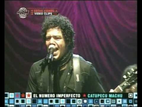 Catupecu Machu - El Numero Imperfecto (DVD Intimo E Interactivo 2005)