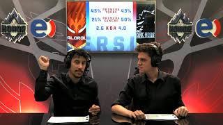 Dark Horse VS Valorous | Semifinales | Liga de Honor Entel Playoffs | Mapa 3