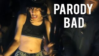Gambar cover DISS YOUNGLEX!! PARODY BAD YOUNGLEX FT. AWKARIN (MUSIC VIDEO) #PANRODY