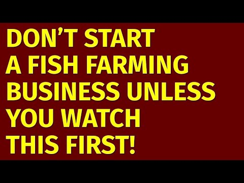 , title : 'How to Start a Fish Farming Business | Including Free Fish Farming Business Plan Template