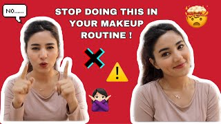 Stop Doing This In Your Makeup Routine!🙅🏻‍♀️ | Get Flawless Base! 💕 | TheSassThing