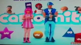 LazyTown 3   Cartoonito Promo   Bing Bang Song (2013 year)