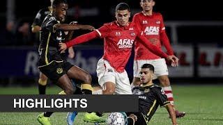 Highlights Jong AZ - FC Den Bosch | Keuken Kampioen Divisie