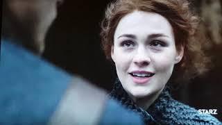 Outlander 409 Brianna Finds Jamie