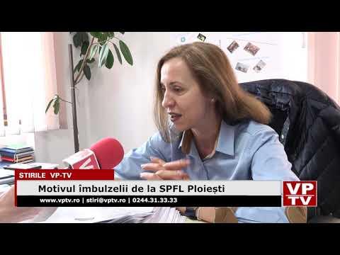 Motivul îmbulzelii de la SPFL Ploiești