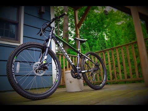 Cannondale Trail 7 Hard Tail Mountain Bike Review