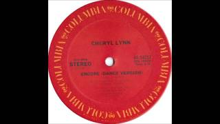CHERYL LYNN - Encore [Dance Version]