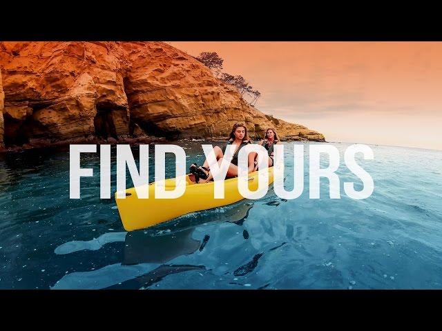 "Hobie Mirage Kayaks - ""Find Yours"" Promo"