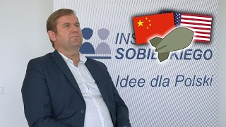 Morze Południowochińskie areną wojny CHINY vs USA? Radosław Pyffel