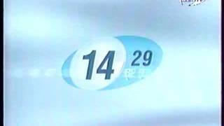 Перезапись куска анонса и часов REN-TV (2002-2006)