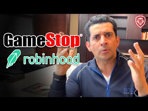 GameStop: The real Wolf of Wall Street's advice