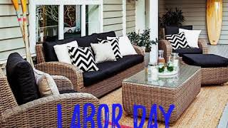 Safety TIps On A Stick -  Ways to keep your home safe during #LaborDay Weeknd