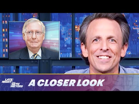 Mitch McConnell Shamelessly Says 'The Era of Bipartisanship Is Over': A Closer Look