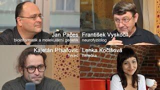 Laboratoř živě  - 5 vědeckých novinek v 50 minutách z Academia Film Olomouc, 23.4. 2016