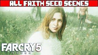 FAR CRY 5 All Faith Seed Scenes